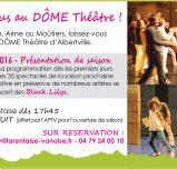 Bus Dome Theatre 24.06.16